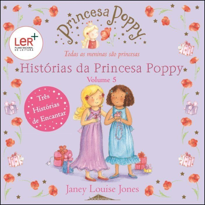Histórias da Princesa Poppy - Volume 5