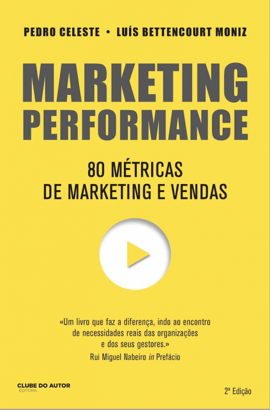 Marketing Performance - 80 métricas de Marketing e Vendas