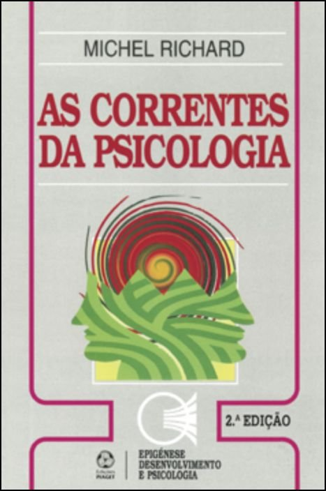 As correntes da Psicologia