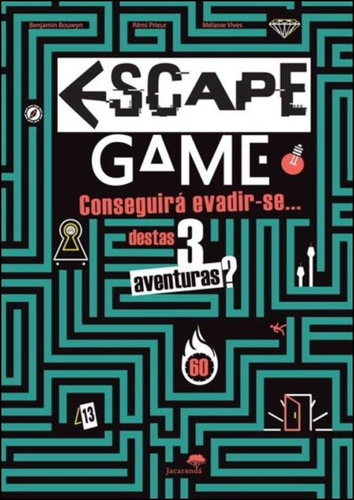 Escape Game: conseguirá evadir-se destas 3 aventuras?