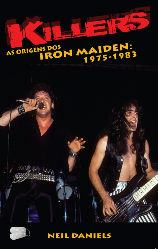 Killers - As Origens dos Iron Maiden - 1975-1983